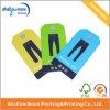 Sell quente Cardpaper Hang Tag para Clothes Customized Printing Hang Tag
