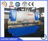 Máquina de dobra da máquina do freio da imprensa hidráulica e da placa de aço