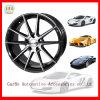 A liga roda o cubo das bordas para carros do japonês de Honda Mazda