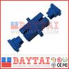 De goedkope Plastic Optische Adapter en de Schakelaar van de Vezel van PC Upc van Sc