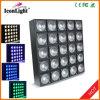 Stufe-Leuchte der Grundmasse-5*5 LED der Scheuklappe-DMX
