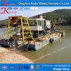 Submersível de alta eficiência de bombeamento de Areia Draga em River