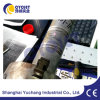 Sistema manual de la marca del laser de la certificación del CE para el metal