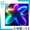 Altos lúmenes IP20 no impermeable flexible tira del RGB LED de 5 metros