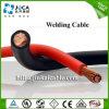 Гибкой медной провод кабеля заварки 70mm2 проводника обшитый резиной
