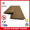 Matériau de construction en plein air WPC bardage en bois panneau composite en plastique durable