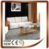 Sofá moderno de bambu para sala de estar
