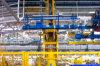 Lucht Chain Conveyor System (ladingsstaaf, ketting, karretje, karretjecarrier)