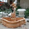 Signora esterna intagliata mano Statue Water Marble Fountain (SY-F109)