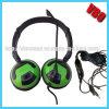 Fones de ouvido para jogos profissionais para 360/PC que exerçam a música de fundo