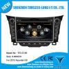 Auto DVD voor Hyundai I30 met bouwen-in GPS A8 Chipset RDS BT 3G/WiFi DSP Radio 20 Dics Momery (tid-C156)
