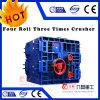 Rolo da boa qualidade quatro triturador de três vezes para o esmagamento do casco