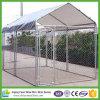 Jaula barata galvanizada protegida moho del perro del perro de la venta al por mayor de acero de la jaula