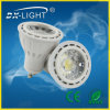 Lumière PF>0.5 de tache de Plastic&Aluminum/GU10/5W LED avec CE&RoHS