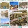 Met stro bedekte het het Synthetische Gazebos/Huis/Plattelandshuisje, met stro bedekken voor Dak/Dakwerk bij-004