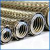 Venditore dorato con 316 inossidabili Nuts tubo flessibile del fornitore da 2 pollici