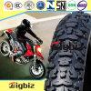 Nuevo diseño de la motocicleta 2,75-21 de los neumáticos delanteros para la venta