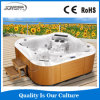 Banheira da massagem da aprovaçã0 do CE, TERMAS ao ar livre acrílicos (JY8003)