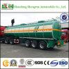 Chemischer flüssiger Transport-Tanker-Förderwagen-Schlussteil