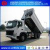 HOWO A7 10 바퀴 20m3 덤프 트럭 30tons 팁 주는 사람 트럭