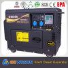 Звукоизоляционное Diesel Generator 5kw к 7kw