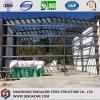 Entrepôt en acier préfabriqué de construction avec l'immeuble de bureau de deux étages