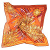 Уходе жоржет мятым эффектом уходе жоржет шелк /шелковые ткани /шарфом ткани (ST12)