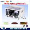 Computer Wire Peeling Striping Cutting Machine/Computer Strip Wire Machine 2.5mm2 Swt508c