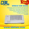 32 Fernsteuerungs-SIM Karte Suport GoIP 4/8/16/32 des Port-SIM Kasten-