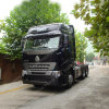 Sinotruk HOWO A7 6X4 Camiones Tractor Tráiler Jefe 420CV