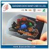 Normale spezielle geformte Belüftung-Plastikkarte