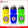 Пластиковый спорта бутылка воды, пластиковые бутылки спорта, 600 мл спорта бутылка воды (KL-6637)