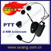 Мотоцикл Helmet Interphone Headset With Intercom 2KM (OX-BH-9086)