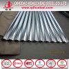 Strato ondulato del tetto del metallo dello zinco del ferro galvanizzato SGCC Z150