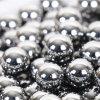 Auto bolas de acero cromado de piezas de repuesto para el apoyo
