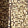 HDFの小さいモザイク・パーケットの積層物のフロアーリングによって設計される木製のフロアーリング
