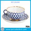 Imperial fragile Ceramic Tea Cup con Gold Rim