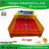 La Chine a fait l'incubateur de l'oeuf de caille Mini-incubateur /144oeuf de caille
