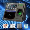 4.3 система контроля допуска посещаемости времени экрана касания дюйма TFT лицевая Multi-Биометрическая