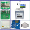 Лазер пробки медицинской машины маркировки лазера пробки медицинский маркируя медицинскую отметку лазера пробки