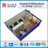 De verpakking van 4 In1 kan het Opgeheven Vaste en Gecombineerde vrij Modulaire Huis van de Container zijn