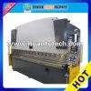 Máquina de dobra do freio da imprensa hidráulica do CNC, máquina de dobra da placa de metal, máquina de dobra da folha de metal (WC67K, WE67K)