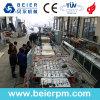 Extrudeuse plastique- PE/PP/profil de fenêtre en PVC/Plafond/Conseil/panneau mural/feuilles/ Ligne de production d'Extrusion de tuyau
