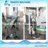 Двойная головная автоматическая машина для прикрепления этикеток втулки Shrink