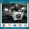 Camión del carro del alimentador de HOWO T7h 6*4 con el motor del carro del hombre