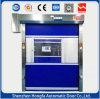 자동적인 PVC 플라스틱 고속 롤러 셔터 문 (HF-J301)