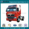 Camion 400HP-540HP d'entraîneur de Sinotruk HOWO-T7h 4X2