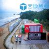 Дома контейнера для перевозок для используемого сбывания