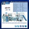 TPR/PVC Máquina Injetora Rotativa de três cores