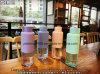 Горячая продажа специальная цена поощрения пластиковые пространства бутылка воды